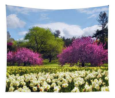 Tapestry featuring the photograph Spring Fever by Jessica Jenney
