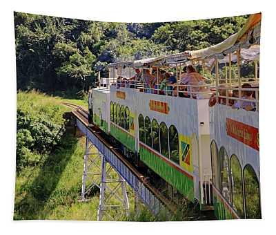 St Kitts Railway Tapestry