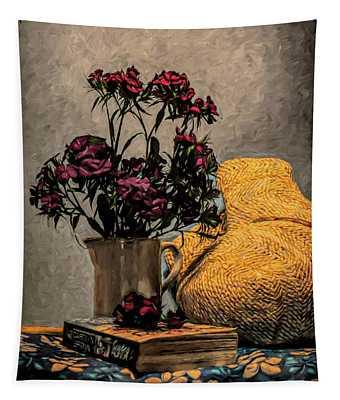 Summer Days Tapestry