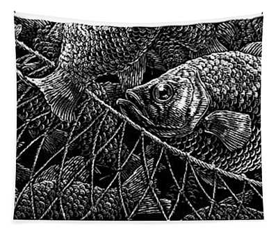 The Catch Tapestry