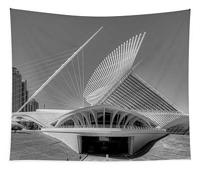 The Milwaukee Art Museum's Quadracci Pavilion Tapestry