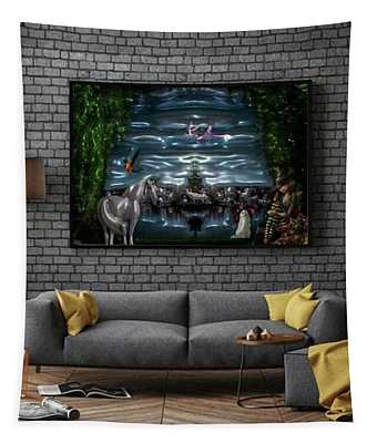 The Other Side Tapestry