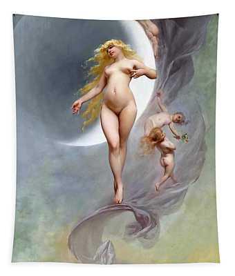 The Planet Venus Tapestry