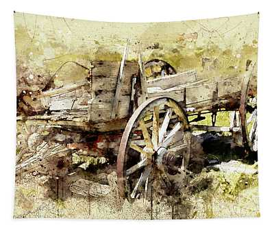 Wagon Tapestry