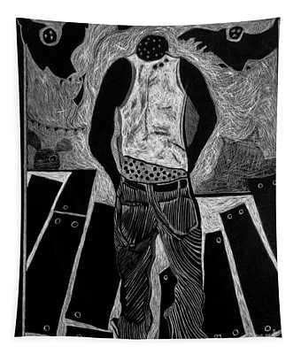 Walking While Black. Tapestry