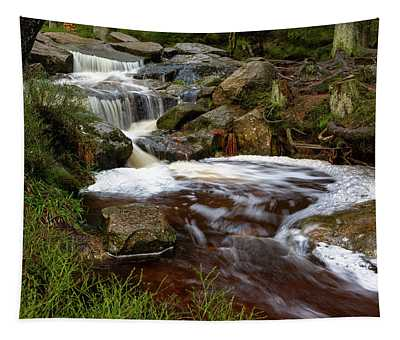 Warme Bode, Harz Tapestry