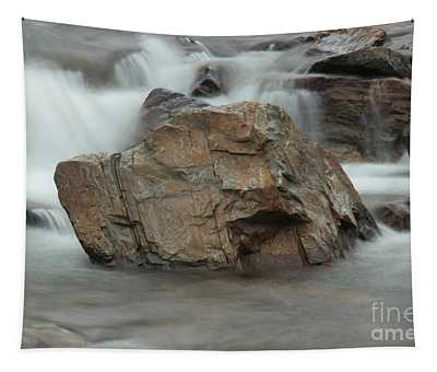 Water And Rocks Tapestry