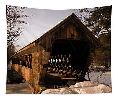 Winter Henniker Tapestry