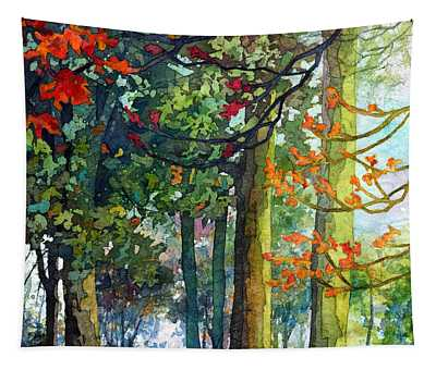 Woodland Trail Tapestry