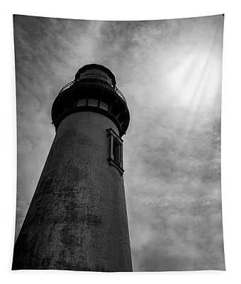 Yaquina Lighthouse Tapestry