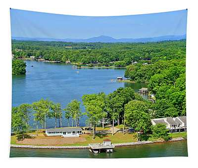 Smith Mountain Lake, Va. Tapestry