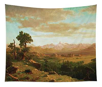 Wind River Country Tapestry