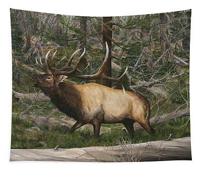 12 Yards Tapestry