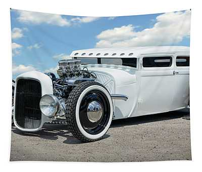 1928 Ford Low Street Rod Tapestry