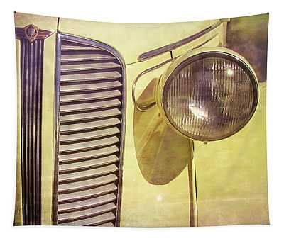 1937 Dodge Gritty Tapestry