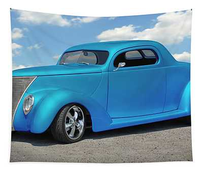 1937 Ford Coupe Tapestry