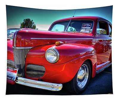 1941 Ford Street Rod Tapestry