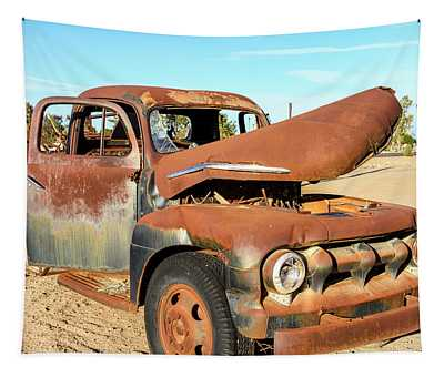 1952 Ford F5 Truck Tapestry
