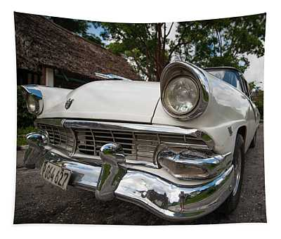 1953 Cuba Classic Tapestry
