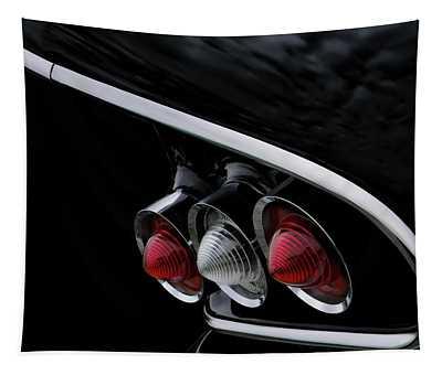 1958 Chevrolet Impala Tailfin Tapestry