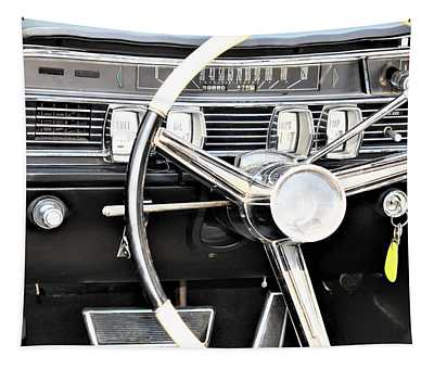 1965 Lincoln Continental Dashboard Tapestry
