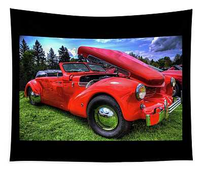 1969 Cord Automobile Tapestry