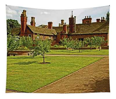 21/07/14  Chorley.  Astley Hall. Tapestry