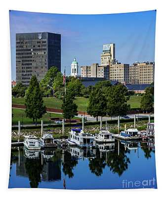 Augusta Ga - Savannah River Tapestry
