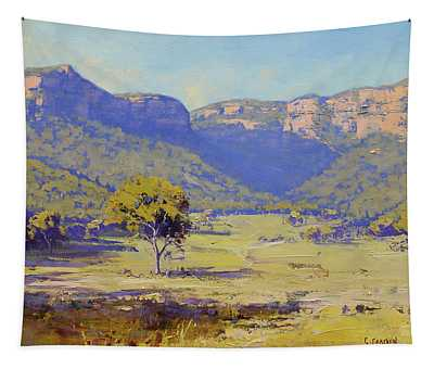 Capertee Valley Australia Tapestry