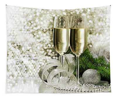 Champagne Tapestry