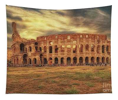 Colosseo, Rome Tapestry