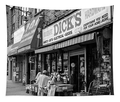 Dick's Hardware  Tapestry