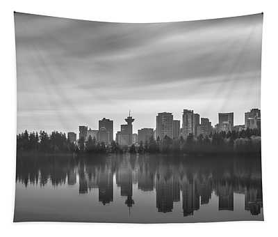 Downtown Vancouver Tapestry