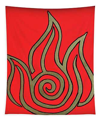 Fire Tapestry
