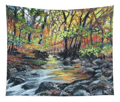 Forest Brook Tapestry