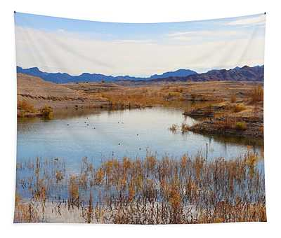 Lake Mead Tapestry