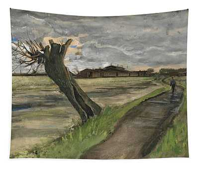 Pollard Willow Tapestry