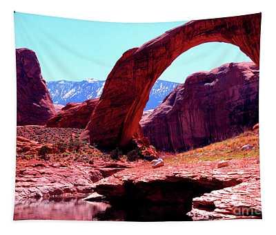 Rainbow Bridge National Monument Tapestry
