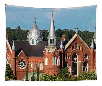 Sacred Heart Cultural Center - Augusta Ga Tapestry