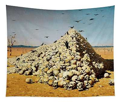 The Apotheosis Of War Tapestry