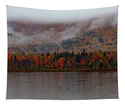 The Basin In Maine Tapestry