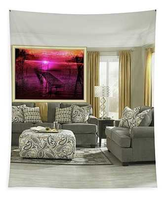 The Bridge Line Tapestry