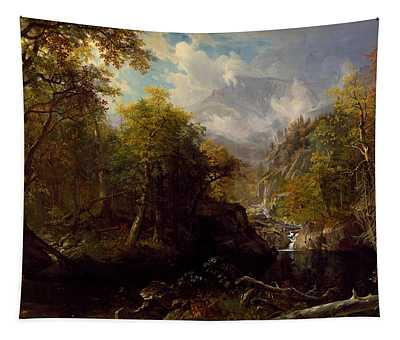 The Emerald Pool Tapestry