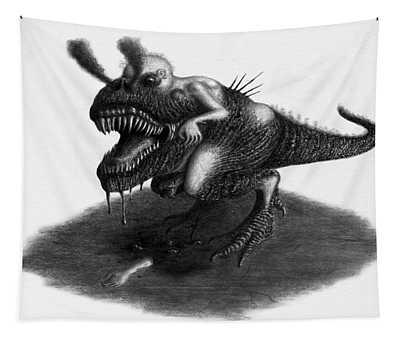 William The Flesheater - Artwork Tapestry