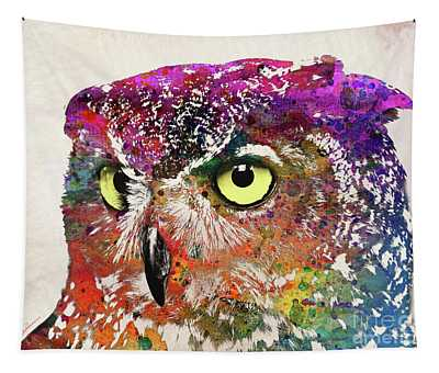Owl Head Tapestry