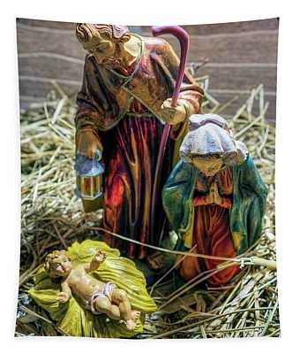 Birth Of Jesus Tapestry