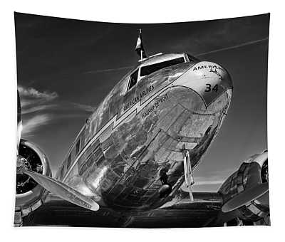 Douglas Dc-3  Tapestry