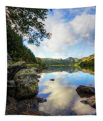 Llyn Crafnant Tapestry