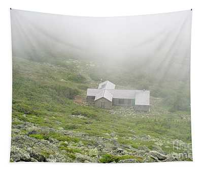 Madison Spring Hut - White Mountains New Hampshire  Tapestry