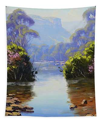 Megalong Creek Tapestry